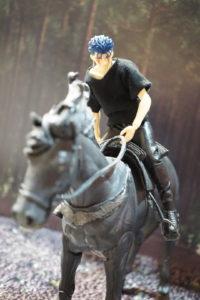 改造figmaオルタニキと馬
